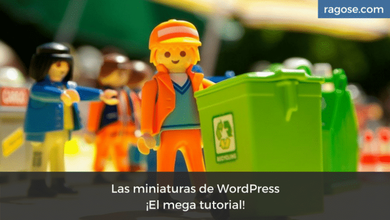 Miniaturas WordPress