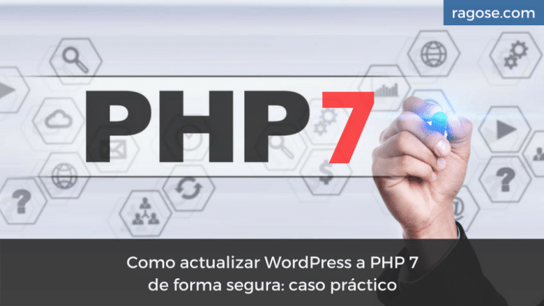 Actualizar WordPress a PHP 7