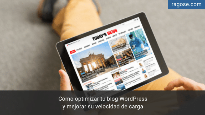 Optimizar blog WordPress
