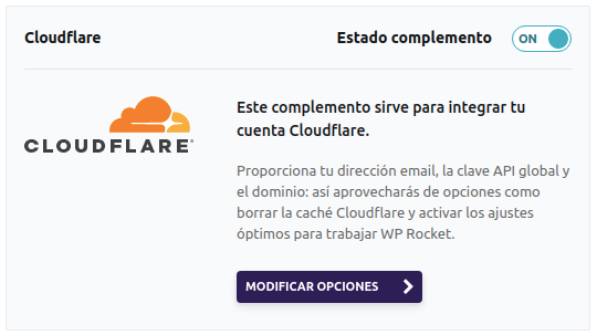 CloudFlare WP Rocket
