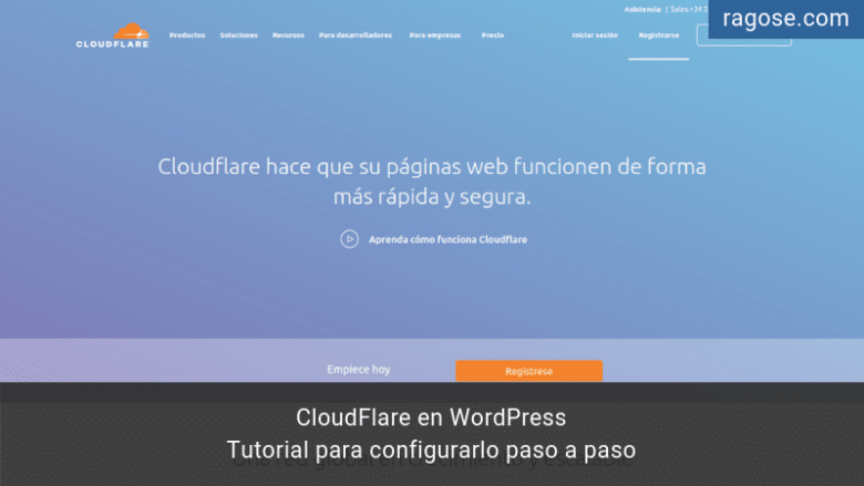 CloudFlare WordPress