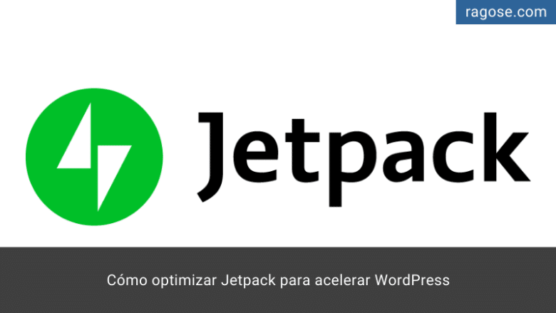Optimizar Jetpack WordPress