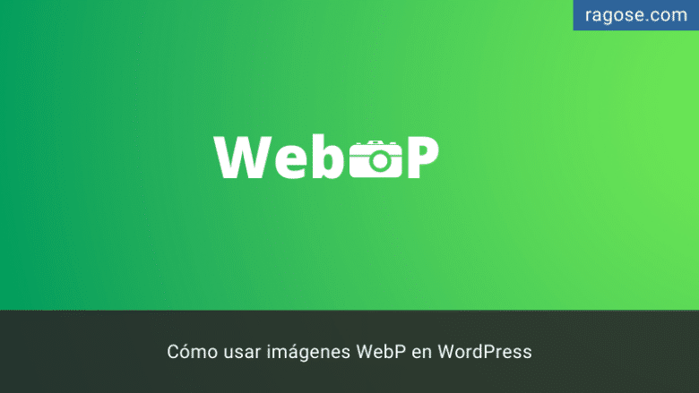 WebP WordPress
